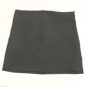 TopShop Striped Mini Size 6
